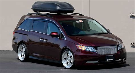 The 1029 Hp Bisimoto Honda Odyssey Goes Up For Sale