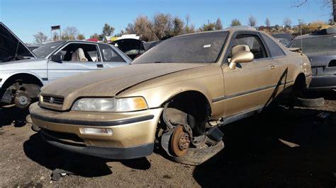 junkyard treasure 1991 acura legend coupe autoweek