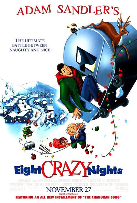 christmas movie that has adam sandler in it top 10 to with the family