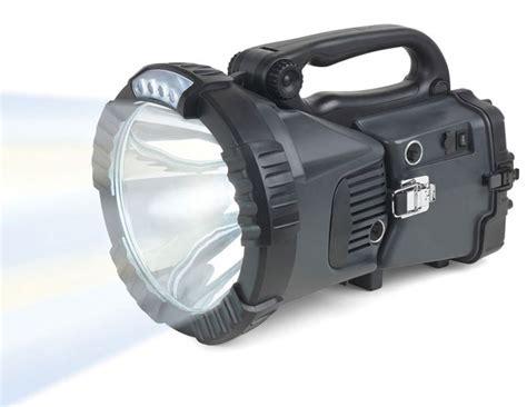best high lumen flashlight 3 200 lumens high intensity xenon rechargeable flashlight