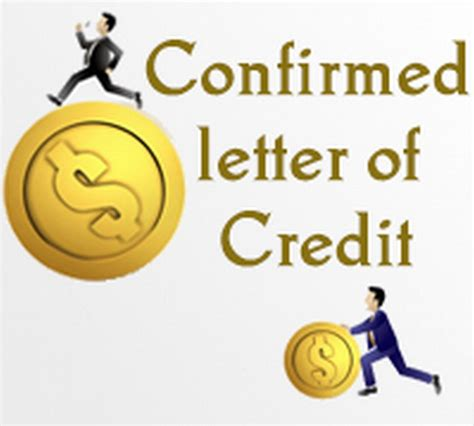 Confirmation Letter Of Credit Documentary Letter Of Credit