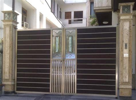 ss gate main gate design steel gate design