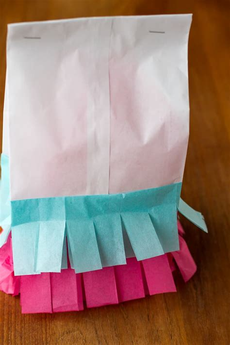 How To Make A Paper Bag Pinata - simple no mess paper bag pinata craft for and