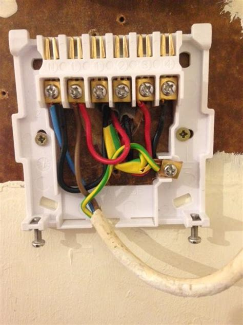 heating controls wiring independent central heating