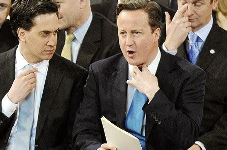 No Between Cameron And by David Cameron Accuses Ed Miliband Of Siding With Russia