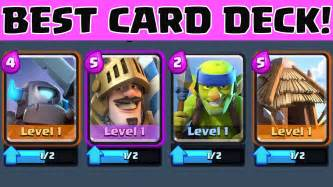 best deck building card clash royale best cards deck for beginners and experts