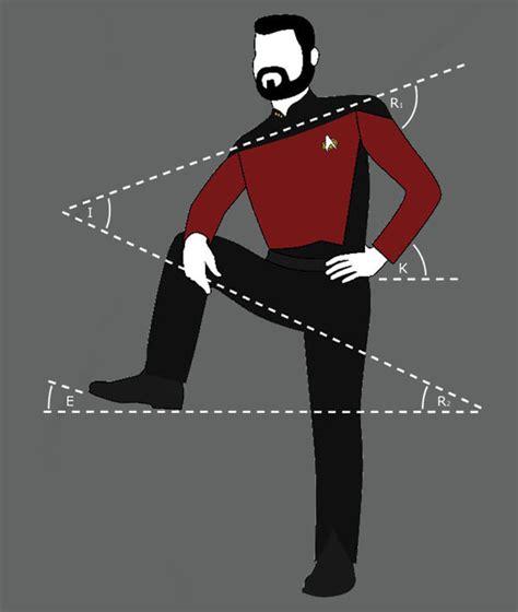 Riker Chair by Riker Leans Thinkgeek