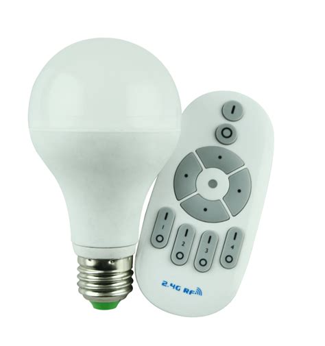led lights and dimmers led bulb 12w with dimmer and remote