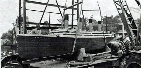 Titanic 1953 Film Streamline The Official Filmstruck Blog A Trio Of Titanics