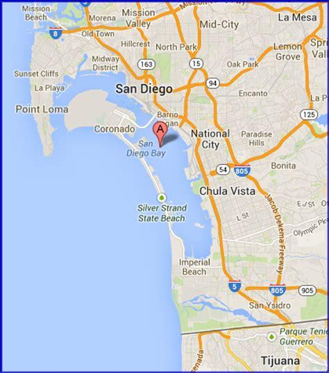 california pacific coastal ranges map location california
