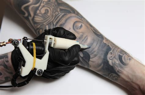 machine tattoo 3d printed machine 3d design 3d hubs talk