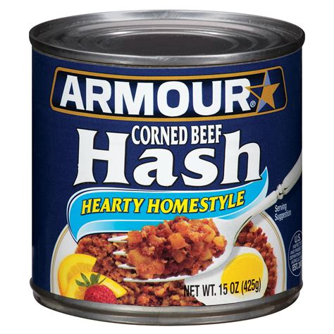 Armour Corned Beef Hash 397 Gr hormel corned beef hash nutrition facts