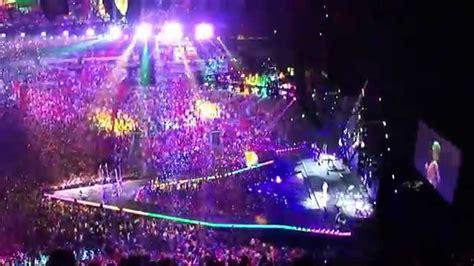 katy perry prismatic world tour performing birthday miami