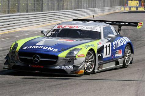 Mercedes Sls Gt3 by Racecarsdirect 2x Mercedes Sls Amg Gt3
