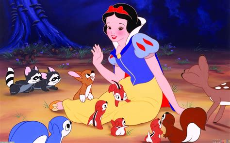 snow white and the snow white and the seven dwarfs wallpaper 16253 open walls