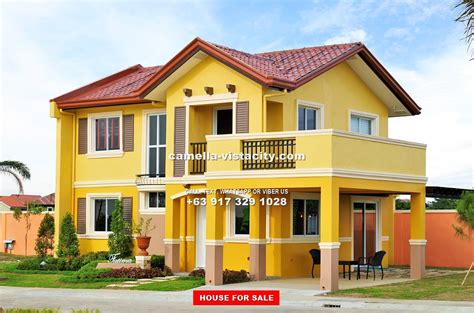 philippines houses for sale camella vista city philippines house and lot for sale in