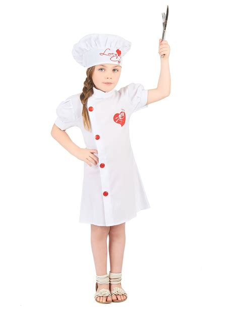 costumes for chef cook costume for vegaoo