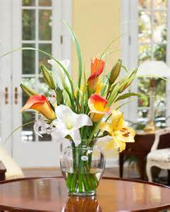 calla day silk flower accent at officescapesdirect