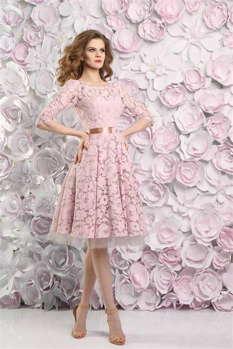 brautkleid rosa kurz rosanes cocktailkleid nach ma 223 kleiderfreuden