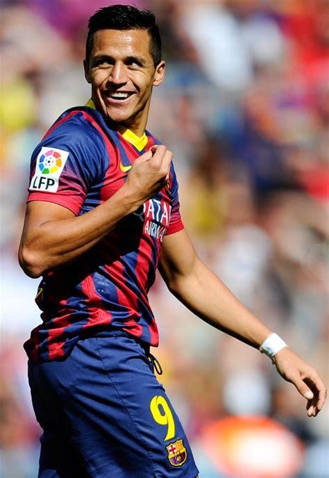 alexis sanchez young alexis spanish footballer