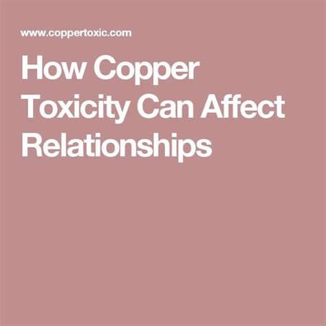 How To Copper Detox by 72 Best Pyroluria Images On Health And