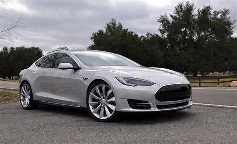 Type S Tesla Tesla Type S Automobile
