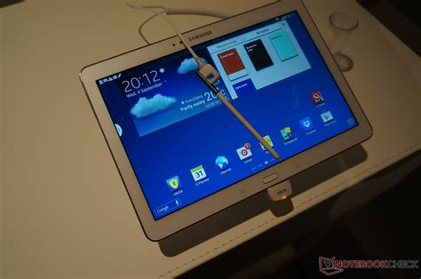 refresh announced for the samsung galaxy note 10 1 notebookcheck net news
