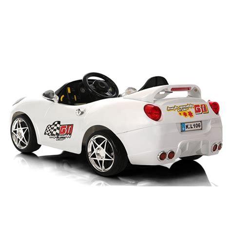 Kinder Auto 2 Jahre by Kinderauto Elektroauto Sportwagen 2x30watt Motor
