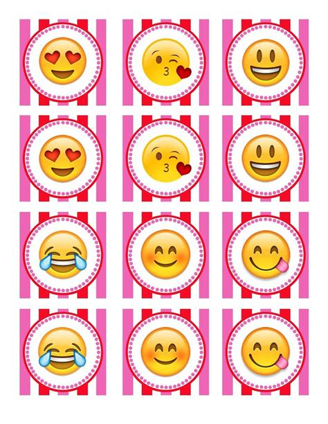 printable emojis best 25 valentine emoji ideas on pinterest diy