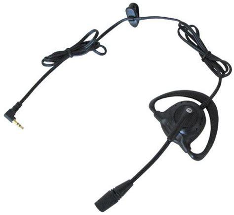 Handsfreeheadset Karakter motorola quot free quot headset all electronics corp