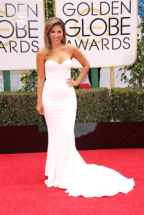 Wave Of White Gowns Hits Golden Globes by The Golden Globe Dresses That Could Be Wedding Gowns Photo 1