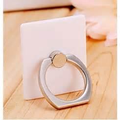 Ring Stand Hp Handphone Iring Holder Metal Mirror Logo Smartphone jual gadget holder smartphone bentuk cincin membawa hp