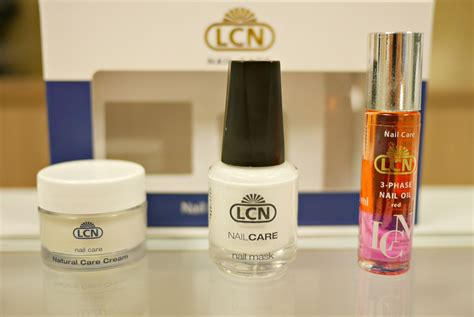 Nail Care Products by Bejeweled Review Lcn Nail Treatment Glitter Nail