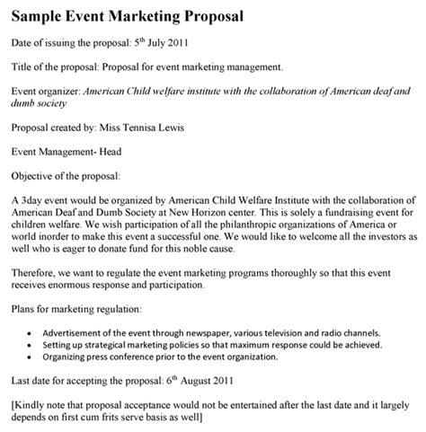 marketing proposal template peerpex