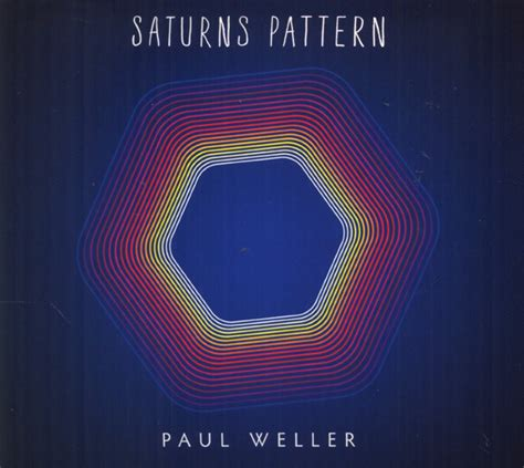 paul weller saturns pattern japanese edition paul weller saturns pattern do saturna i natrag