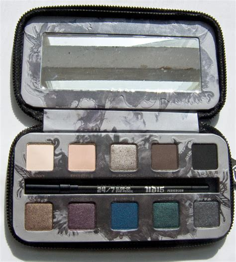 Decay Smoked Palette warpaint and unicorns decay smoked palette