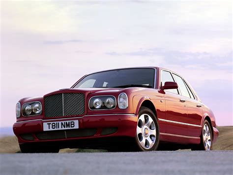 bentley arnage red label bentley arnage red label specs 1999 2000 2001 2002