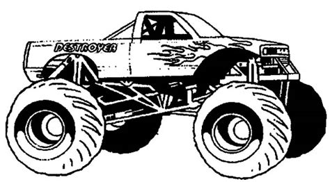 monster truck show for kids drawing monster truck coloring pages with kids coloring