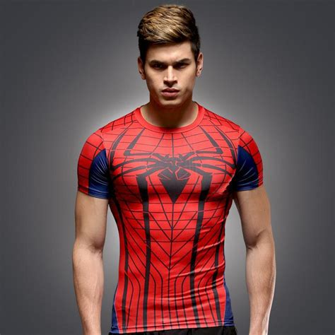 Kaos Venom Spandex workout clothes breathable t shirt
