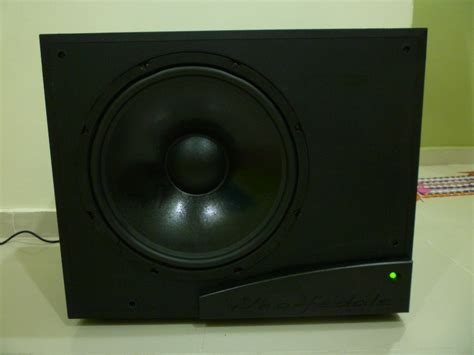 Speaker Aktif Wharfedale 15 wharfedale topaz sw 15 300w powered subwoofer 15inch driver sold