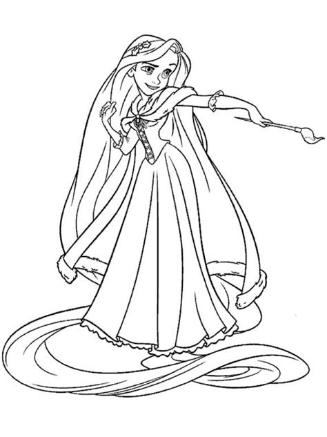 rapunzel coloring pages games get this printable rapunzel coloring pages online n9f5u