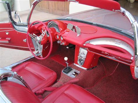 how to fix cars 1962 chevrolet corvette interior lighting 1962 chevrolet corvette convertible 130457