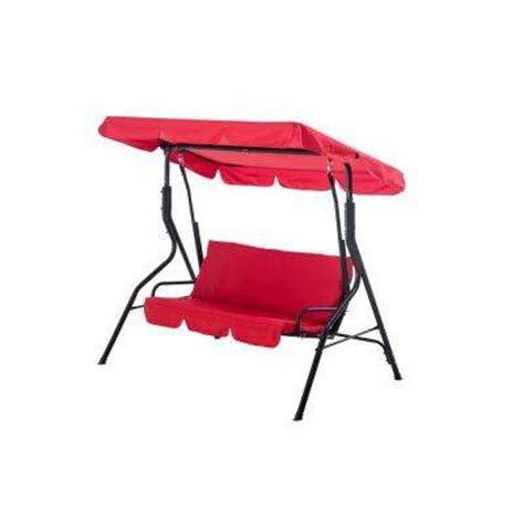 home depot swing chair patio swings patio chairs the home depot