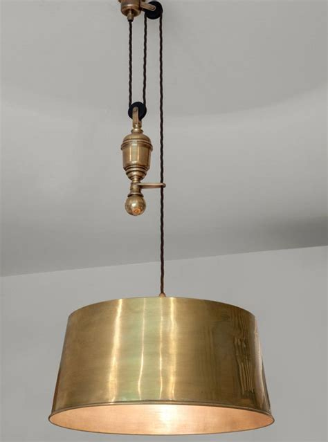 Fall Ceiling Lights Best 25 Pulley Light Ideas On Pinterest Pulley Vintage Lighting And Wall Mounted Bedside L