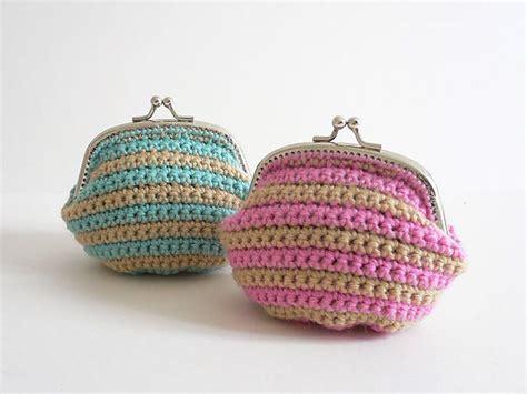 pattern crochet coin purse 15 favorite crochet coin purses to make saving pennies fun