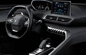 Peugeot 3008 Interior 2017 Peugeot 3008 Gt Release And Price Cars Release Prices