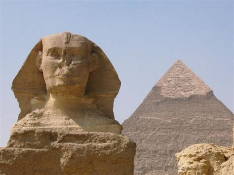Papyrus Anger Of The Great Sphinx V 5 archaeologists uncover how the great pyramid of giza was actually built