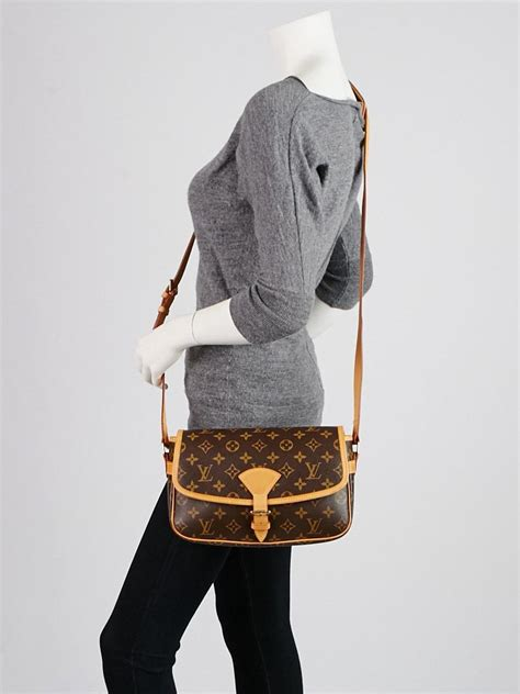 louis vuitton monogram canvas sologne bag yoogis closet