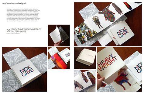 Brochure Modern Design by 45 Interesting Brochure Designs Web Graphic Design