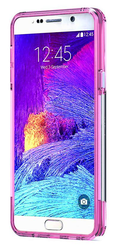 Anti Gravitasi Samsung Galaxy Note 5 puregear slim shell pro anti shock cover for samsung galaxy note 5 ebay